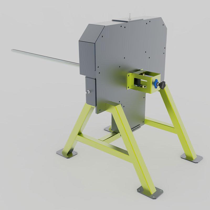 Van Leeuwentechniek - Maatwerk Machinebouw - Knip- en stripmachine voor ledstrips
