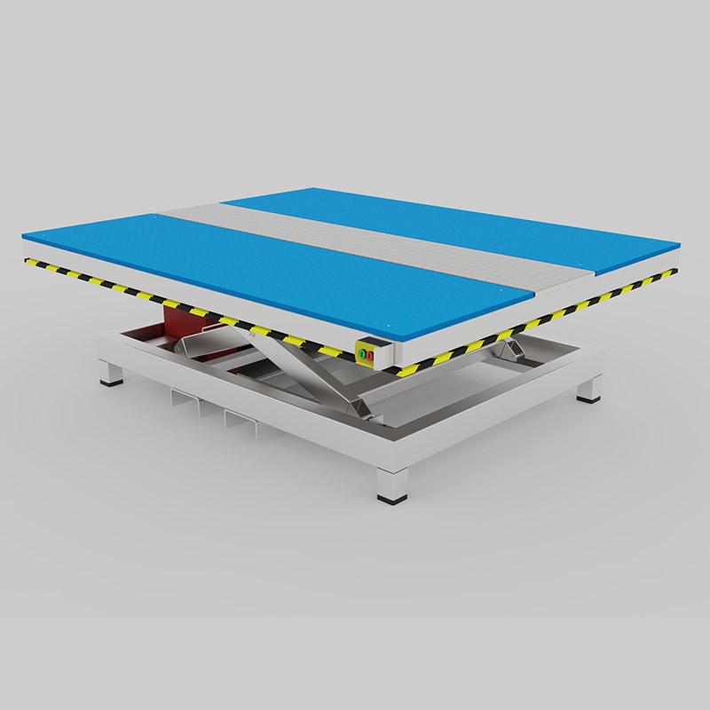 Van Leeuwen Techniek Producten - Verticaal transport1